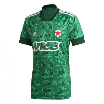 Maillot Red Star domicile 2020/21