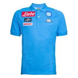 Polo Naples bleu 2016 - 2017