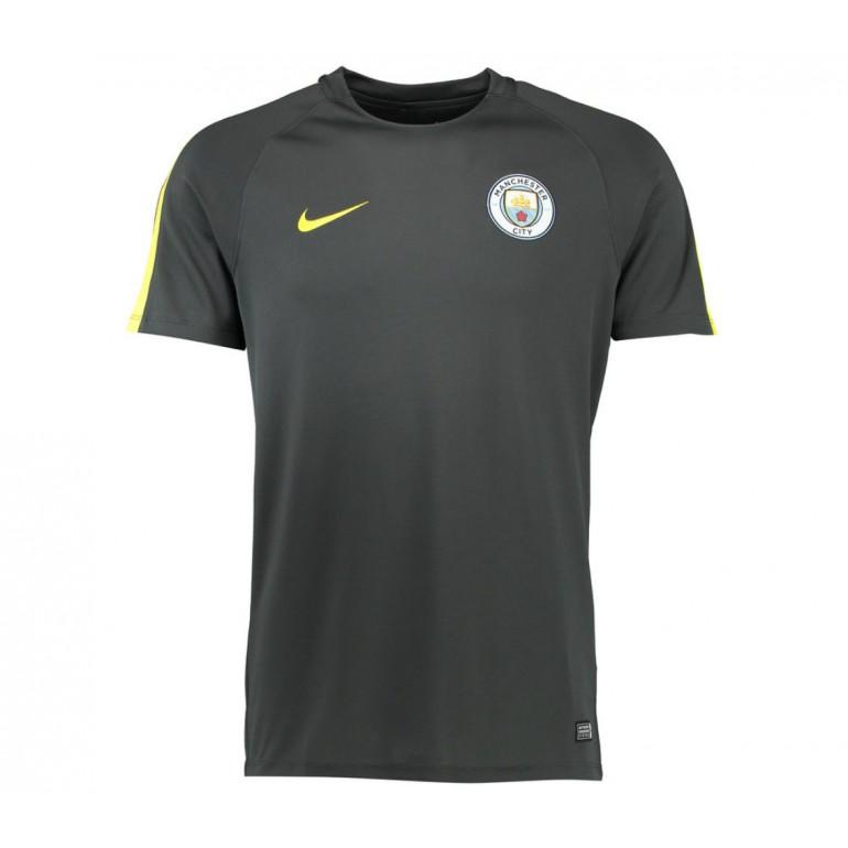 Maillot entraînement Junior Manchester City noir 2016 - 2017