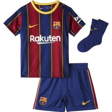 Tenue bébé FC Barcelone domicile 2020/21