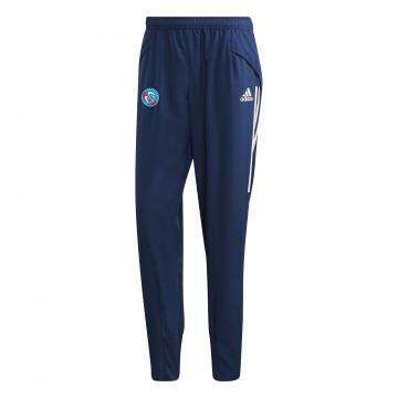 Pantalon entraînement RC Strasbourg bleu 2020/21