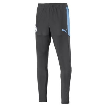 Pantalon survêtement Manchester City gris bleu 2019/20