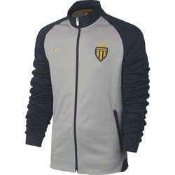 Veste survêtement AS Monaco N98 grise 2016 - 2017