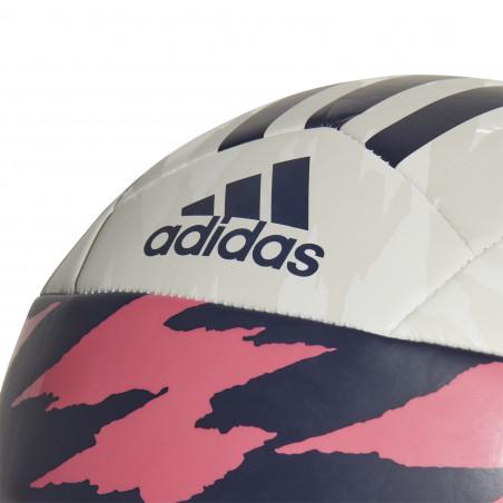 Ballon Real Madrid blanc rose 2020/21