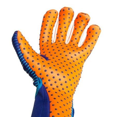 Gants Gardien Reusch Contact 3 bleu orange