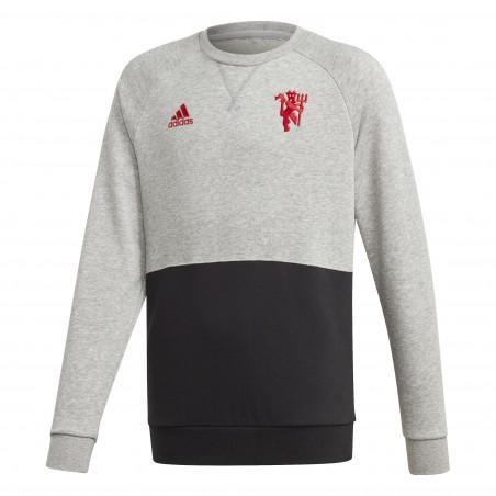 Sweat junior Manchester United gris 2019/20