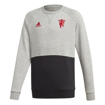 Sweat junior Manchester United gris 2019/20