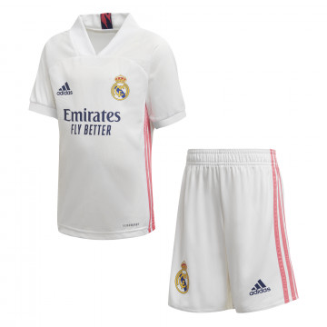 Tenue junior Real Madrid domicile 2020/21
