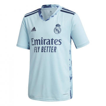 Maillot junior gardien Real Madrid bleu 2020/21
