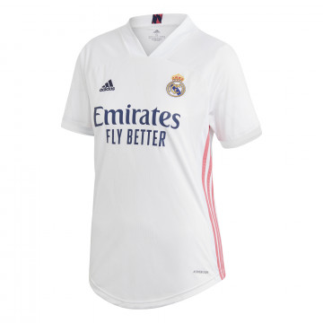 Maillot Femme Real Madrid domicile 2020/21