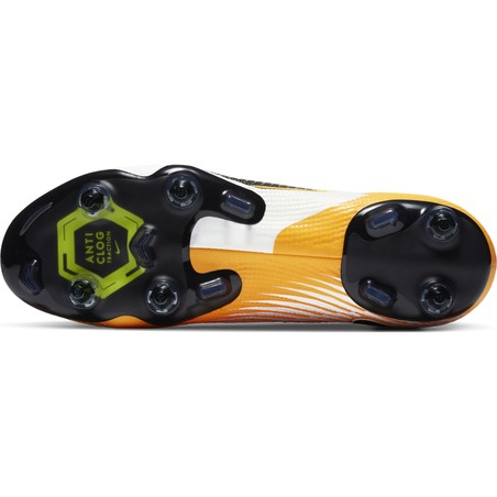 Nike Mercurial Vapor XIII Elite Anti-Clog SG-Pro jaune