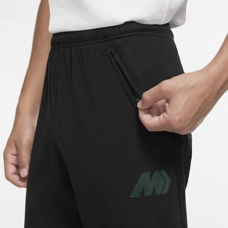 Pantalon survêtement Nike Mercurial Strike noir jaune