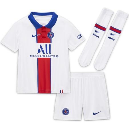 Tenue junior PSG extérieur 2020/21