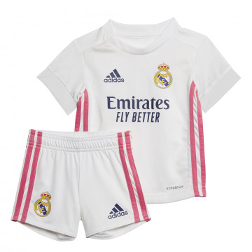 Tenue bébé Real Madrid domicile 2020/21