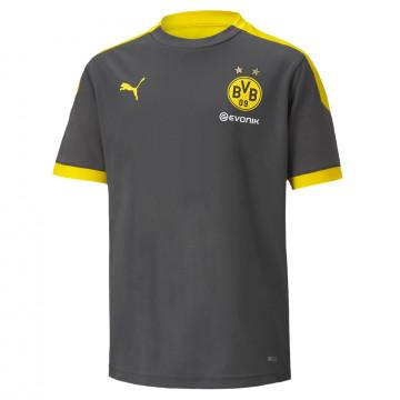Maillot entraînement junior Dortmund gris 2020/21