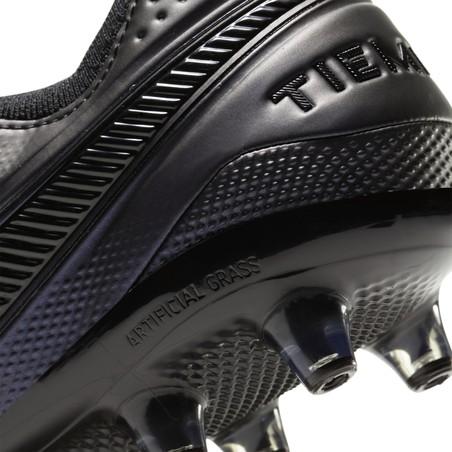 Nike Tiempo Legend 8 Elite AG-PRO noir