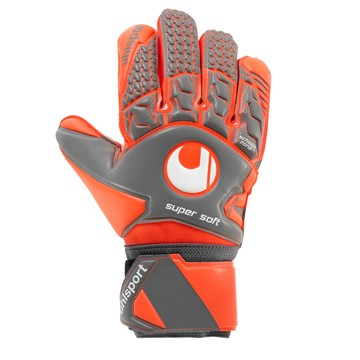 Gants Gardien Uhlsport Startersoft gris orange