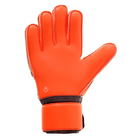 Gants Gardien Uhlsport Startersoft gris orange