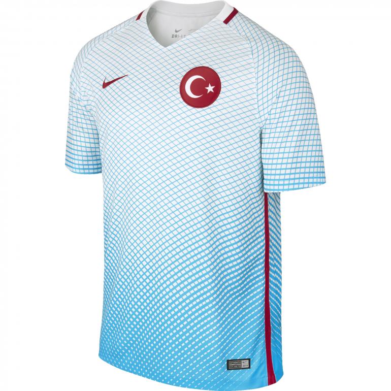 Maillot Turquie extérieur 2016