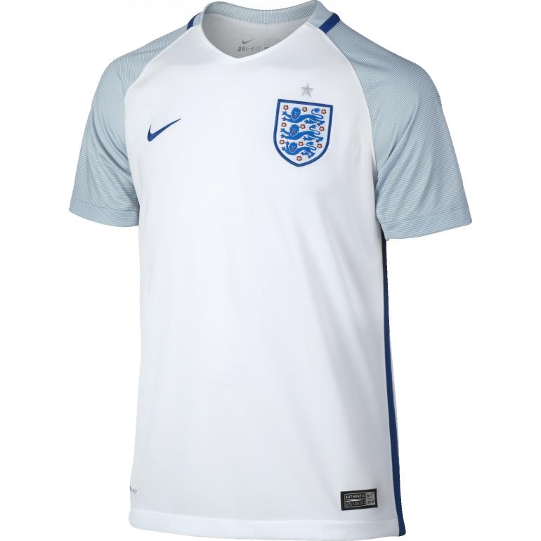 Maillot junior Angleterre domicile 2016