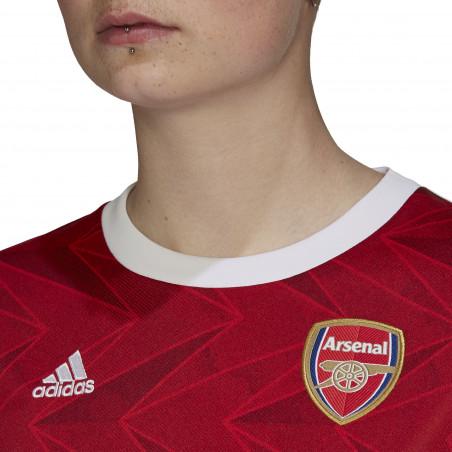 Maillot Femme Arsenal domicile 2020/21