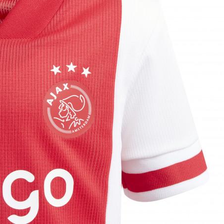 Tenue bébé Ajax Amsterdam domicile 2020/21
