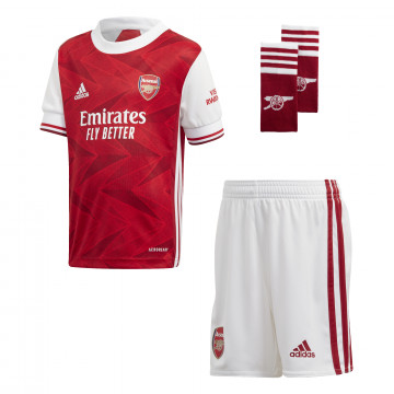 Tenue junior Arsenal domicile 2020/21