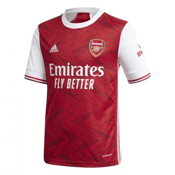 Maillot junior Arsenal domicile 2020/21