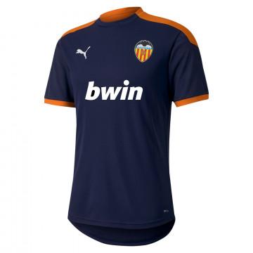 Maillot entraînement Valence bleu orange 2020/21