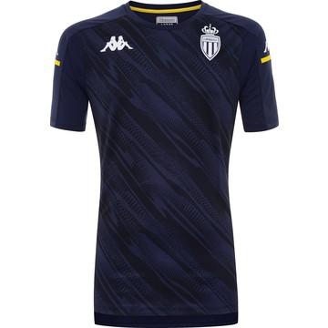 Maillot entraînement junior AS Monaco bleu foncé 2020/21