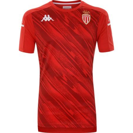 Maillot entraînement junior AS Monaco rouge 2020/21