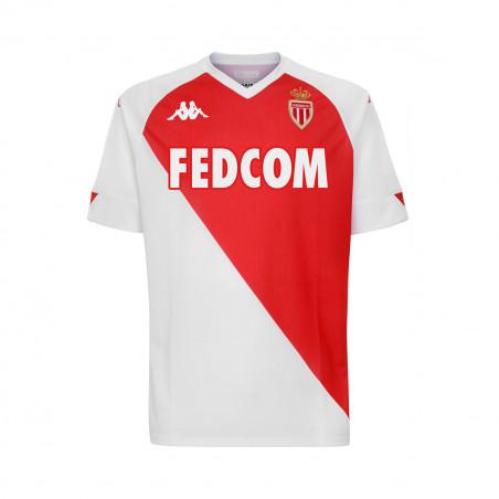 Maillot junior AS Monaco domicile 2020/21