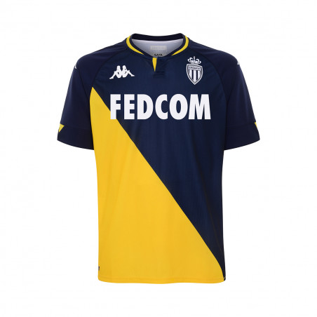 Maillot junior AS Monaco extérieur 2020/21