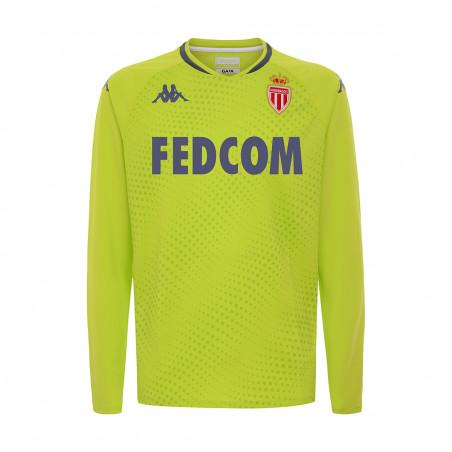 Maillot gardien AS Monaco jaune 2020/21