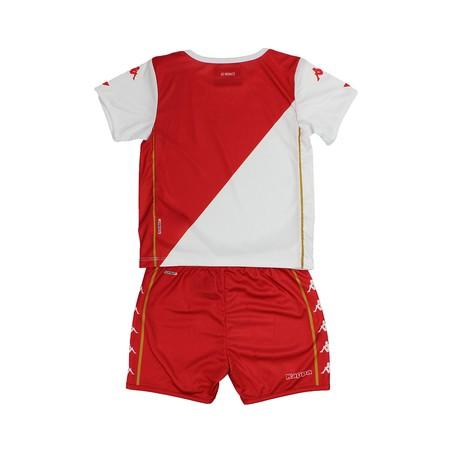 Tenue bébé AS Monaco domicile 2020/21