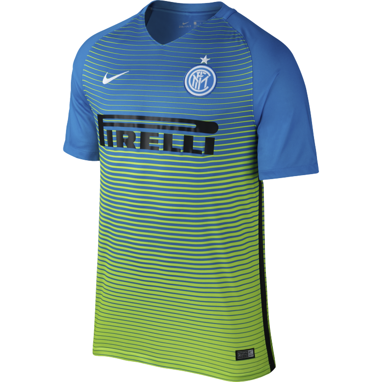 Maillot Third Inter Milan 2016 - 2017
