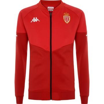 Veste AS Monaco rouge 2020/21