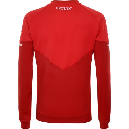 Veste AS Monaco rouge 2020/21