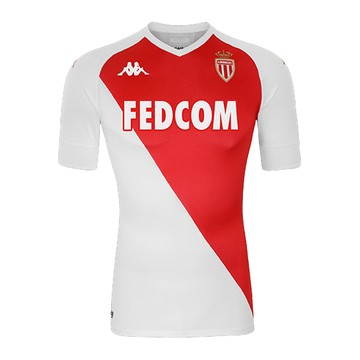 Maillot AS Monaco domicile 2020/21