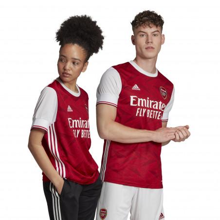 Maillot Arsenal domicile 2020/21