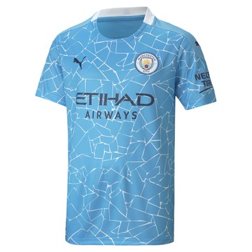Maillot junior Manchester City domicile 2020/21