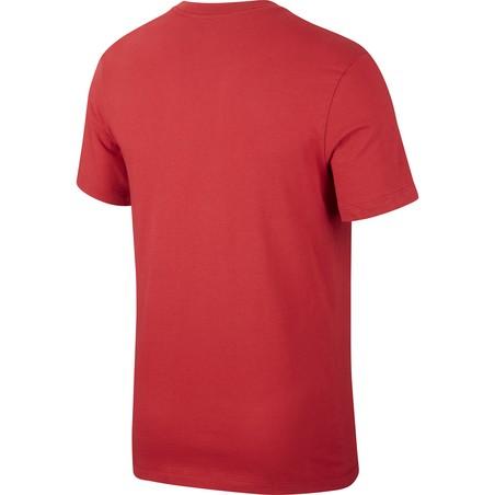 T-shirt Galatasaray rouge 2020/21