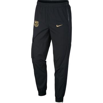 Pantalon survêtement FC Barcelone cargo noir or 2020/21