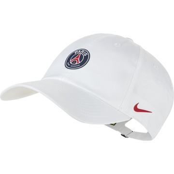 Casquette PSG Heritage 86 blanc 2020/21