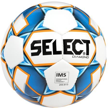 Ballon Diamond Select bleu