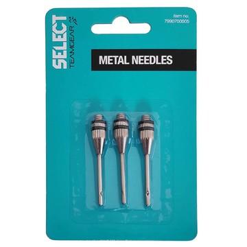 Aiguille métal Select lot de 3