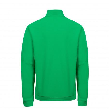 Sweat zippé junior ASSE vert 2020/21