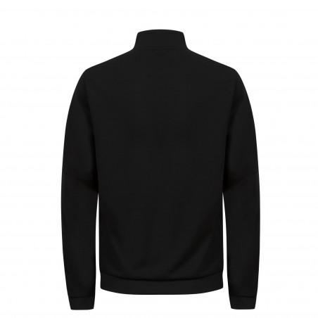 Sweat zippé junior ASSE noir 2020/21