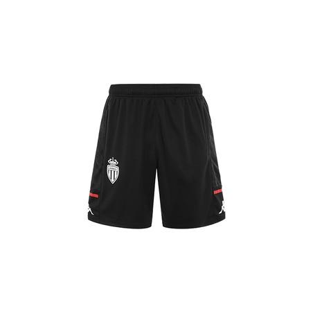 Short entraînement junior AS Monaco noir 2020/21