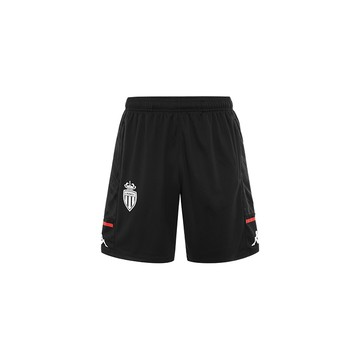 Short entraînement junior AS Monaco noir 2020/21